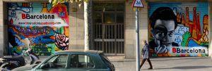 Graffiti-persianas-Gaudi-Dali