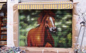 mural-persiana-caballo