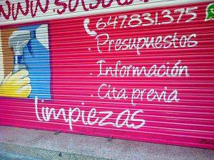persiana-limpieza-graffiti