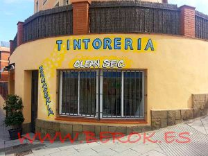 rotulacion-tintoreria-clean-sec-Barcelona
