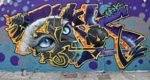 graffiti-gato