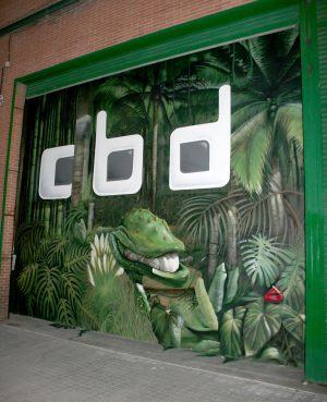 decoracion-mural-selva-XXL-poblenou