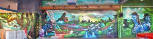 mural-parque-infantil-Imagine-World-de-Sant-Quirze-del-Valles